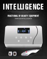 Frequência de máquinas de máquina fracionária portátil RF de rádio para aperto da pele Elevador facial Radiofrecuencia fraccionada beleza