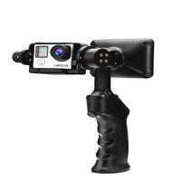 Wewow GP1 + 핸드 헬드 짐벌 셀카 스틱 액션 카메라에 대 한 딱 맞는 Gopro Hero 1 2 3 4 Selfie 액세서리