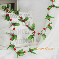 Wholesale Artificial Flowers The Simulation Rose Vines Fake ...