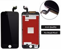 لابل اي فون 6 / 6S / 7 زائد الصف A +++ فون شاشة LCD الجمعية الشاشة لوحة اللمس محول الأرقام استبدال قطع الغيار
