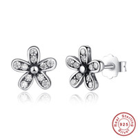 Personality 925 Sterling Silver AAA Zircon Stones Small Dais...
