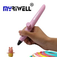 Myriwell 3D Printing Pens RP- 200A USB Low Temperature With P...