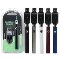Kit CE3 Preriscaldare batteria con preriscaldamento 3.7V-3.9V-4.2V regolabile tensione variabile 350mAh vapore 510 filettatura per 92A3 Liberty V9 atomizzatore