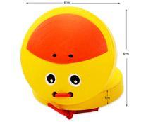 Мультфильм деревянные кастаньеты. Детские музыкальные игрушки раннего детства развивающие игрушки, Детские игрушки звук перкуссии
