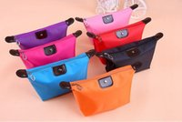 10 Colors High Quality Lady MakeUp Pouch Cosmetic Makeup Bag...
