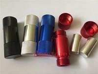 Mezcla de polen de tabaco de alta calidad color de aleación de aluminio mezcla de metal para fumar pieps amoladora Tabaco Especias Prensador de fumar Accesorios r