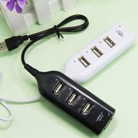 Штепсельная вилка, распределитель, тип вставки ряда концентратора, высококачественный и красивый USB-разветвитель на четыре порта, HUB