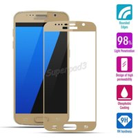 Samsung Galaxy S7 Full Cover Rounded Edge Tempered Glass Mob...