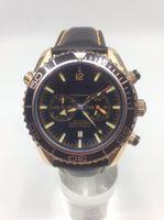 Envío gratuito de lujo hk Edición limitada de retorno para hombre Reloj deportivo cronógrafo de cuarzo cristal de zafiro Reloj de acero inoxidable de alta calidad