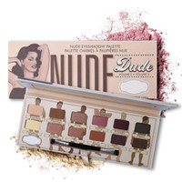HOT New 12 Colors eyeshadow palette Nude tude dude Volume Ey...