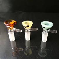 New color point funnel adapter   , Wholesale glass bongs, gl...