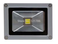 LED 20W cellule d'inondation de LED RVB Blanc chaud blanc froid Paysage Éclairage extérieur