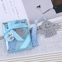 Cute Happy Boy Children Bookmark Baby Shower Souvenirs Favor Party Gift