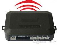 Verkauf PZ303-W Sensor Parksensor Auto Kamera Digital Wireless Led Parkplatz Sensor Wireless Host und Display ist Wireless Link