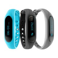 CUBOT V1 Smart Band IP65 Waterproof Touch Screen Bluetooth 4...