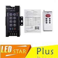 LED RF 8 teclas RGB Controlador Max 30A 360 W DC12-24V LED RGB controlador com função de dimmer para 5050 3528 LED RGB tiras