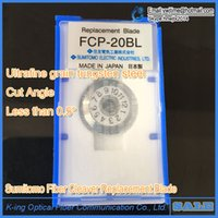 Sumitomo FC-6S Faser-Spalter-Blatt FCP-20BL / Ausschnitt-Rad-Faser-Spalter-Blatt