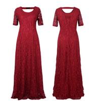 Femmes Taille Plus Vêtements 6XL 9XL Robes longues Parties dentelle robe formelle de soirée robe de bal 7XL 5XL Vêtements
