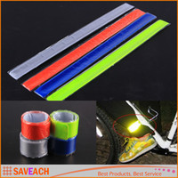 Four Colors Pratical MTB Road Bike Bicycle Cycling Reflectiv...