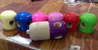 5 Loch Pille Kendama Spielzeug Japanisches Traditionelles Holzspiel Kinder Spielzeug 11x5 CM PU Beschichtung Buche, 200 STÜCKE