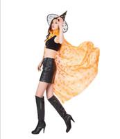Halloween Cosplay adultes Capes femmes Vampire Cowl dame costume sorcière d'enfants Party Festival de filles masquent la cape pour les enfants