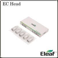 Eleaf CE tête 0.3 ohm 0.5 ohm CE NC 0.25 ohm CE en céramique tête 0.18 ohm ECL tête 0.75 ohm CELV bobines pour iJust 2 atomiseur Melo 3 Réservoir 100% D'origine