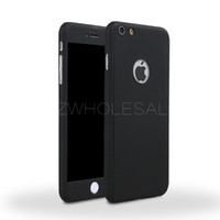 Luxury 360 Derece Full Body Protection Cover Cases With Temp...