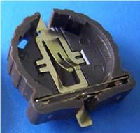 500 Stück / Lot, CR1220 Knopfzellenbatteriehalter / Buchse / Clip, SMT Batteriehalter (CR1220-2 ER)