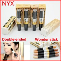 NYX concealer Pen Cream Foundation Wonder stick highlights a...