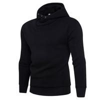 Una giacca sportiva a maniche lunghe a maniche lunghe giacca sportiva tempo libero con cappuccio cardigan con cappuccio a manica lunga