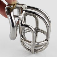 "New Design Small Male Chastity Devices 2. 16"" Stainless ..."