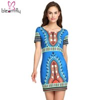 Drop Shipping Wholesale African Dresses For Women Plus Size ...