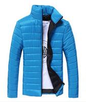 가을 - 파커 아래로 2016 남성 의류 겨울 자켓 outwear 따뜻한 코트 남성 단색 남성 outwear 남성 캐주얼 따뜻한 다운 자켓 MY01