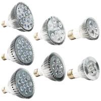 Dim Led ampul par38 par30 PAR20 85-240V 9 W 10W 14W 18W 24W 30W E27 LED Aydınlatma Spot Işık ışık yukarıdan aydınlatma