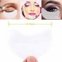 Beauté Maquillage Outils Jetables Fard À Paupières Pads Gel Pour Les Yeux Maquillage Bouclier Protecteur Autocollant Cils Extensions Patch