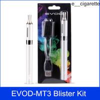 Evod MT3 blister kiti başlangıç kitleri tankları e sigara mt3 atomizer Clearomizer Evod pil ego sigara kiti elektronik sigaralar