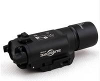 Tactical 500 lumens LED Rifle Linterna X300 Lanterna Light Light Antorcha para la caza del rifle