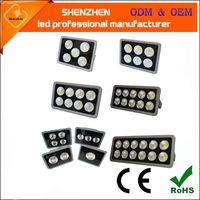 45도 LED 투광 85-265V 50W 100W 150W 180W 200W 240W 320W 400W 500W LED 풍경 주도 야외 홍수 빛 방수 램프