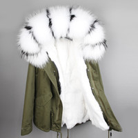 New arrival Women short down parkas hooded with raccoon fur ...