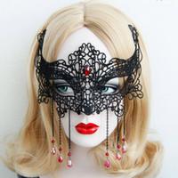2019 мгновенные выпускные вечеринки вечеринка вечеринка королева взрослых глаз черная кружевная маска wan рождественский день рождения хеллоуин рождественские украшения mk06