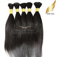 100% бразильские волосы необработанные человеческие волосы 28 дюймов натуральный цвет шелковистые прямые наращивания волос Бесплатная доставка
