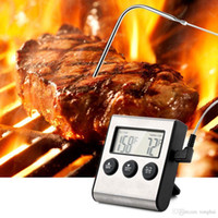 Digital Kitchen Food Cooking Oven Smoker BBQ Grill Meat Wate...