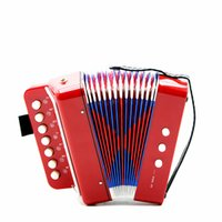 Fabrieks directe verkoop van kinderspeelgoed om een piano-accordeon educatieve praktijk groothandel te spelen