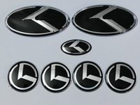キアニューフォルテYD K3 2014年2014年/カーエンブレム/ 3Dステッカー
