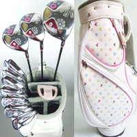 New womens Golf clubs man FL golf complete set of clubs driv...