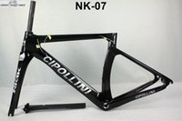 carbon road fiber T1000 bike frame NK- 07 painted black with ...