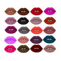 Vendita all'ingrosso-trucco impermeabile in velluto aderente liquido Liquid Liquid Lighting Lip Gloss Cosmetici