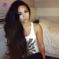 Brazilian Lace front wig 150 Heavy density Body Wave Lace fr...