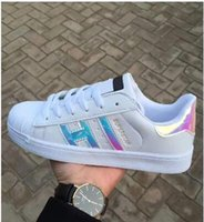 COULEURS CHAUDES NOUVELLES Femmes Smith stan Casual Chaussures Superstar Femme Sneakers Hommes Zapatillas Deportivas Mujer Amoureux Sapatos Femininos Taille 36-44