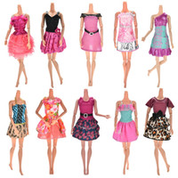10 Set Newest Princess Doll Outfit Beautiful Party Clothes T...